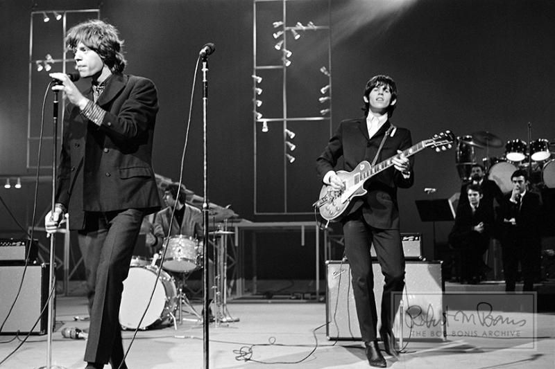 Rolling Stones, The T.A.M.I. Show, Santa Monica, CA, October 29, 1964