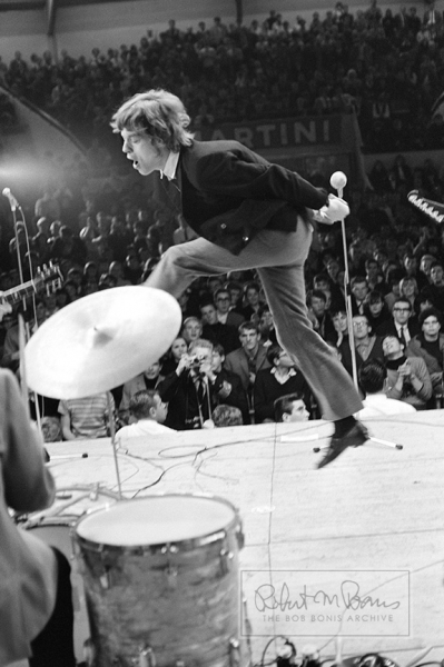 Mick Jagger, Hamburg, West Germany, September 13, 1965 #1