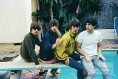 THE BEATLES IN BEL AIR, CALIFORNIA, AUGUST 23-24, 1964 #4