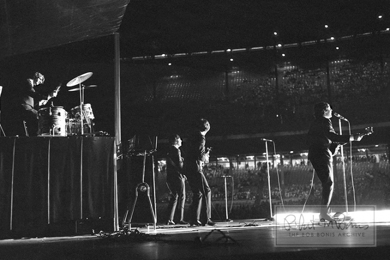 The Beatles On Stage, Municipal Stadium, Kansas City, Missouri, September 17, 1964 #2