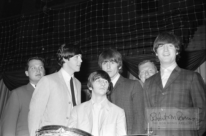 The Beatles, Press Conference, Maple Leaf Gardens, Toronto, Canada, September 7, 1964 #2