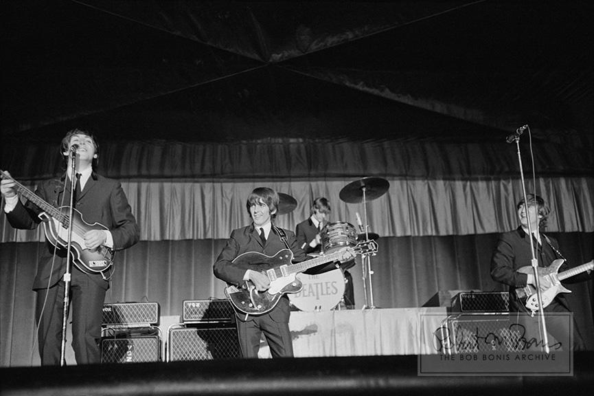 The Beatles, Kansas City, Missouri, September 21, 1964 #4