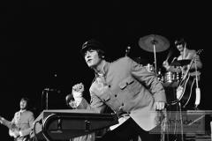 John Lennon On Stage, Memorial Coliseum, Portland, Oregon, August 22, 1965 #1