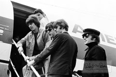Going To Minnesota, The Beatles at Midway Airport, Chicago, IL, August 21, 1965, #2