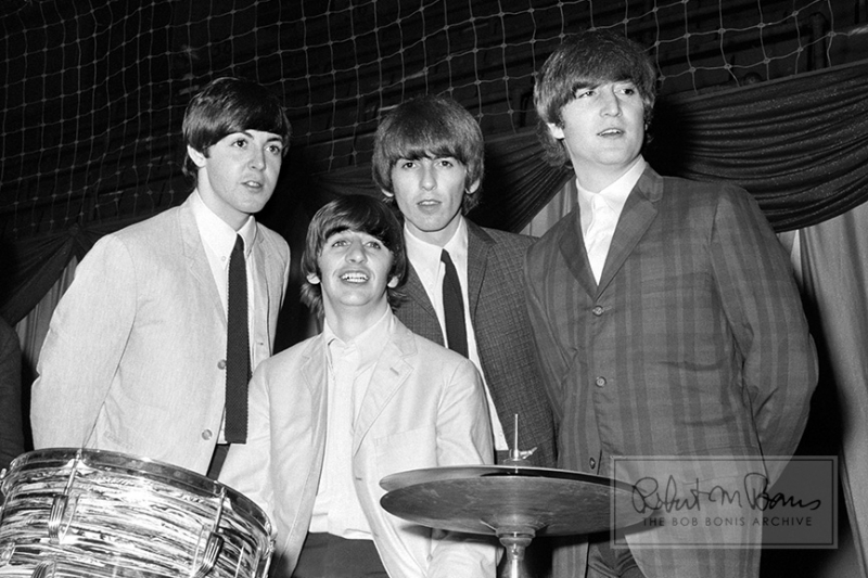 The Beatles, Press Conference, Maple Leaf Gardens, Toronto, Canada, September 7, 1964 #1