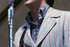Paul McCartney On Stage, Crosley Field, Cincinnati, OH, August 21, 1966 #1