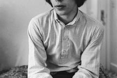 Mick Jagger, Hotel Room, Los Angeles, CA, May, 1965 #1
