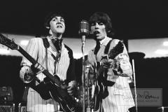 Paul McCartney, George Harrison, Olympia Stadium, Detroit, MI, August 13, 1966 #1