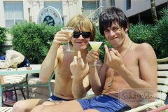 Keith Richards, Brian Jones, Clearwater, FL, May 7, 1965 #1