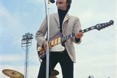 Keith Richards, Fresno, CA, May 22, 1965 #2