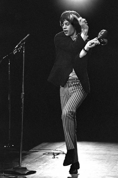 Mick Jagger With Maracas, Fourth U.S. Tour, 1965 #1