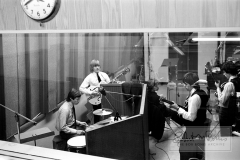 The Rolling Stones Recording at Chess Records Studio, Chicago, IL, June 1964 #1