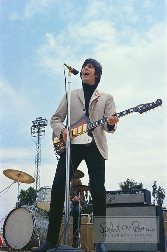 Keith Richards, Fresno, CA, May 22, 1965 #2