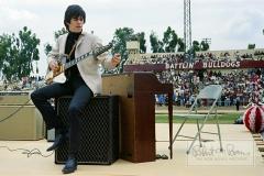 Keith Richards, Fresno, CA, May 22, 1965 #1
