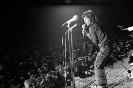 Mick Jagger, Waldbühne Berlin, West Germany, September 15, 1965 #1