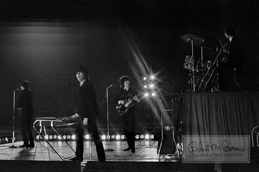 The Beatles, Metropolitan Stadium, Metropolitan Stadium, Bloomington, MN, August 21, 1965 #1