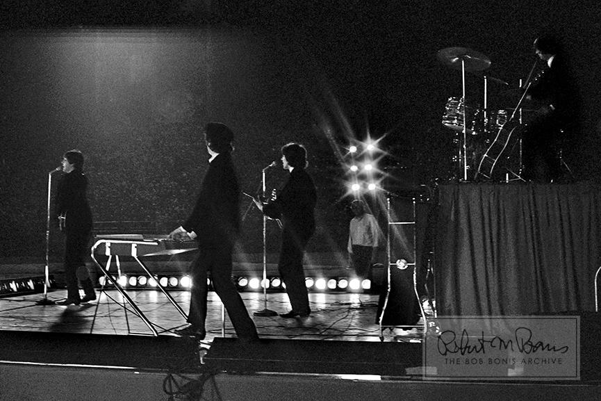 The Beatles, Metropolitan Stadium, Metropolitan Stadium, Bloomington, MN, August 21, 1965 #2
