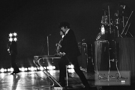 The Beatles, Metropolitan Stadium, Metropolitan Stadium, Bloomington, MN, August 21, 1965 #3