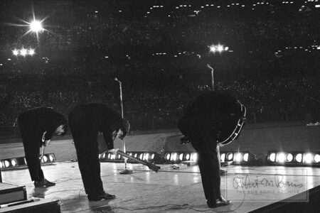 The Beatles Take a Bow, Metropolitan Stadium, Bloomington, MN, August 21, 1965 #1