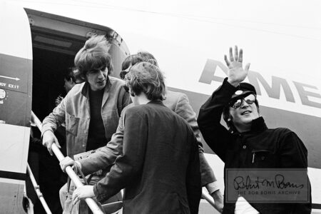 Going To Minnesota, The Beatles at Midway Airport, Chicago, IL, August 21, 1965, #1