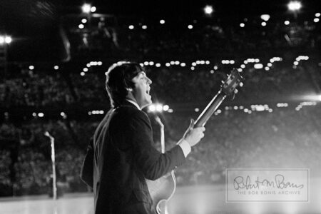 Paul McCartney, Metropolitan Stadium, Bloomington, MN, August 21, 1965 #2