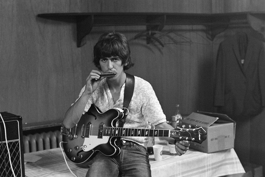 george harrison 1966 - photo #28